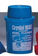 Crystal Blue Toilet Cleaner